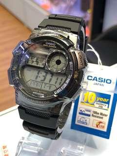 CASIO AE-1000W-1AV