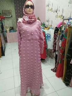baju ruby pink