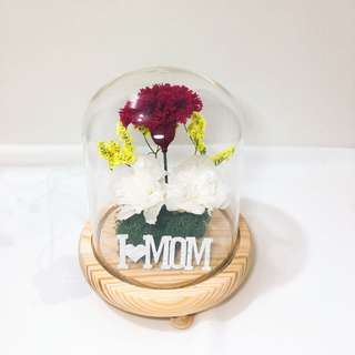 母親節禮物 永生花 保鮮花 母親節花