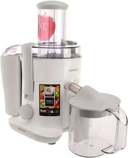 Kenwood centrifugal juicer