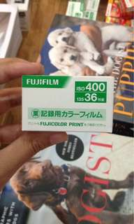 FUJIFILM INDUSTRIAL 400