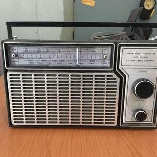 radio antik vintage
