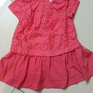 🆕️Zara baby lace dress