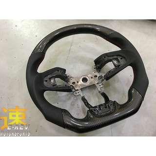 Honda Civic FC Carbon Fibre Steering Wheel