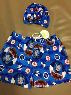 Swimming trunks set age 2+