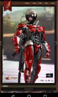 Raiden Inferno Armor Version 1/6 Figure