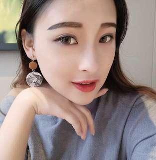 BN Marble Earrings