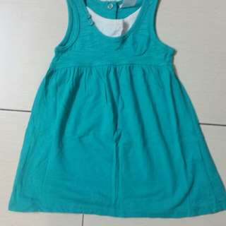 Zara baby cotton dress