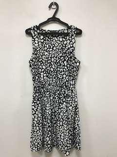 Cotton On Animal Print Dress