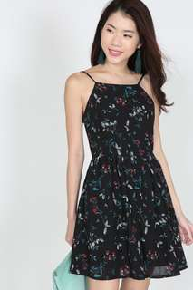 MDS Flare Cami Dress