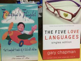 2 books for P50