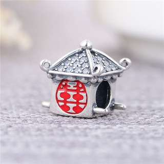 Code S113 - Wedding Palanquin 100% 925 Sterling Silver Charm compatible with Pandora