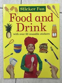 Sticker Fun - Food and Drink