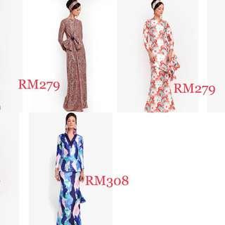Petra RTW Raya 2018 sales