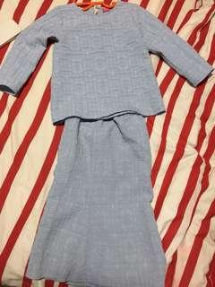 Poplook Kids Baju Kurung