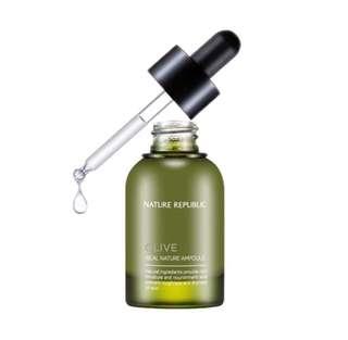 Nature Republic Olive Ampoule 30ml