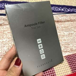 Flebeaute Ampoule Filler Trial Set