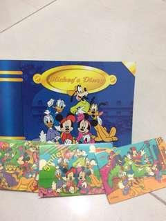 Phone Cards Disney