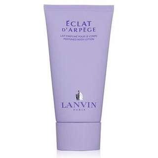 Eclat D'Arpege Perfumed Body Lotion (100ml)