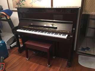 日本品牌Pruthner中古二手鋼琴