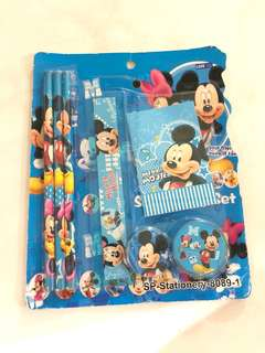 Disney Stationery Set