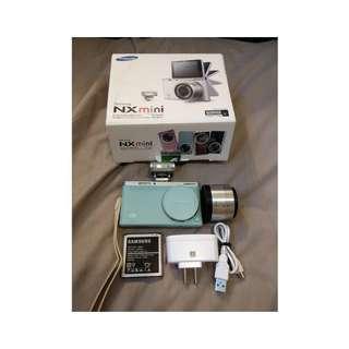 Samsung nx mini 9-27 變焦鏡頭組