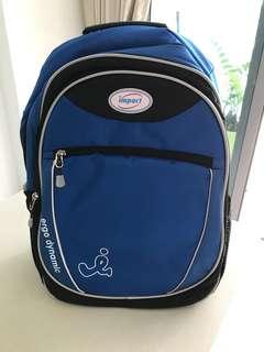 Impact ergo school bag