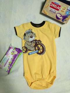 Onesies w/free ceralac and smartsteps
