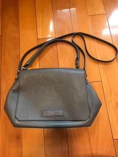 Furla Genuine leather long strape bag