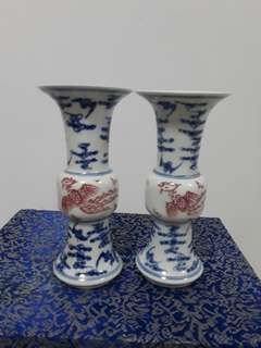 Old Porcelain Vases