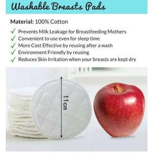 Breast Pad Washable
