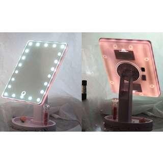 LED Mirror. 💓