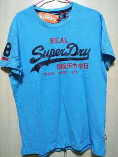 Superdry T Shirt size L
