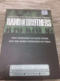 DVD BAND OF BROTHERS box set