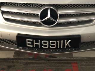 Car plate for sales