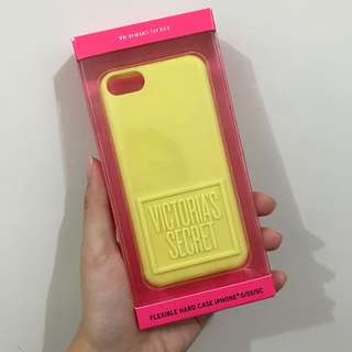Victoria's Secret Flexible Hard Case- iPhone 5, 5S, 5C