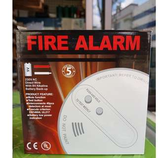 ~All new homes need to have smoke alarms from June 18~