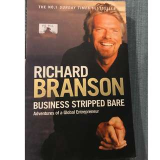 Richard Branson - Business Stripped Bare