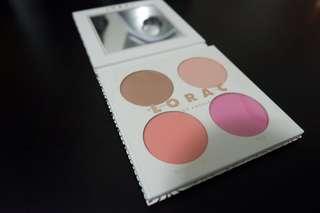 LORAC Cue The Confetti Highlighter & Blush Palette