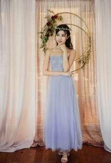 Thread Theory Bridesmaid Dress