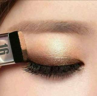 Authentic two toned korean eyeshadow