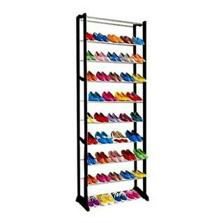 Amazing shoe rack 10 layers