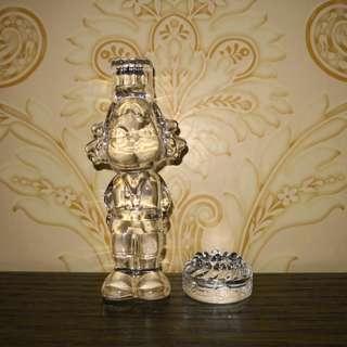 Peko crystal figurine