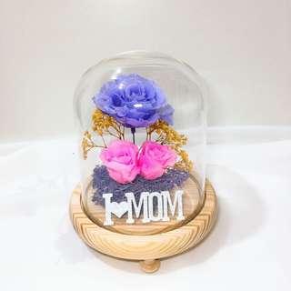 母親節禮物 母親節花 永生花 保鮮花