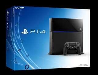 微收PS4 $1000-1200