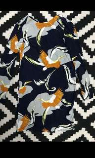 H&M Swan Dress