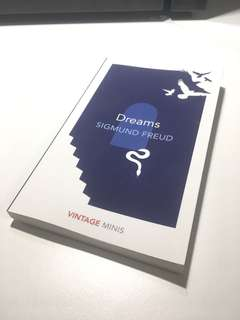 Dreams: Sigmund Freud
