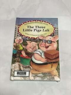 Three Little Pigs Lah (Singlish version)
