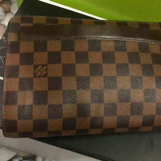 Preloved Clutch Bag Man