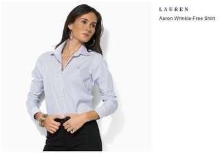 Lauren Aaron Wrinkle-Free Shirt